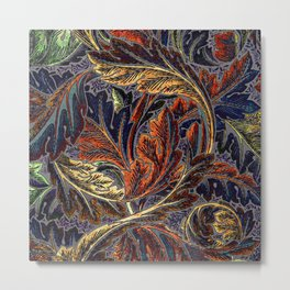 Amazing Leaves Metal Print