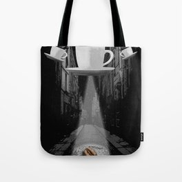 Mr. Coffee Bean Tote Bag