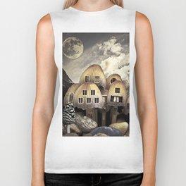 Mushrom Village Biker Tank