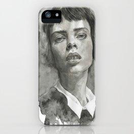 Deep Looking iPhone Case