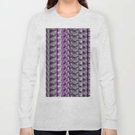 Striped Whimsy Long Sleeve T-shirt