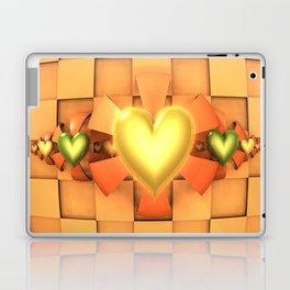 Hearts & Bows Laptop & iPad Skin