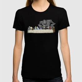 Robots Don't Need to Eat T-shirt