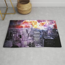 New York City : Parallel Dimension Rug