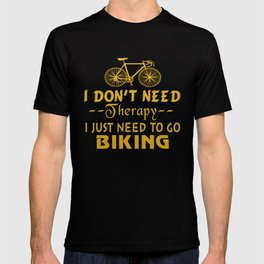 GO BIKING T-shirt