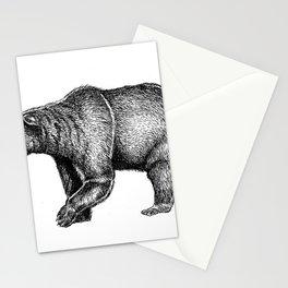 Bear ink Stationery Cards