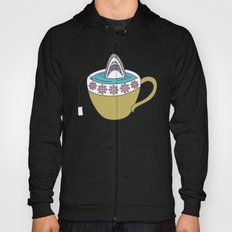 Shark in Tea Hoody