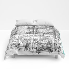 PORTO RICO IMPORT CO, NYC Comforters