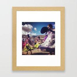 Cuzco Framed Art Print