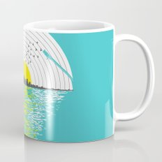 Morning Sounds Coffee Mug