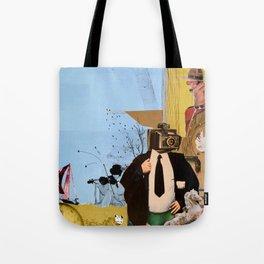 Alfred 2 Tote Bag