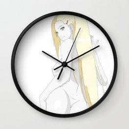 Naruto Ino Yamanaka II Wall Clock