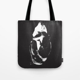Cadaveric heart Tote Bag