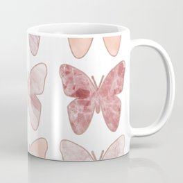 Mixed berry marble butterflies Coffee Mug