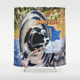 Dali Pleasure Shower Curtain