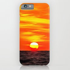 Orange Sunset Slim Case iPhone 6s