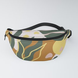 Floral Magic Fanny Pack