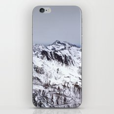 alpine I iPhone & iPod Skin