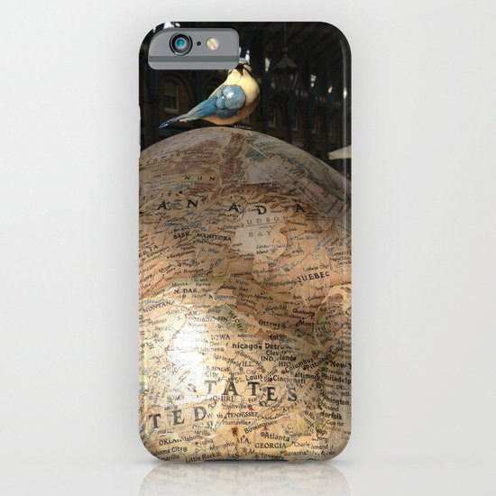 sMall wOrLd iPhone & iPod Case