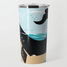 Western Cape South Africa Travel Mug
