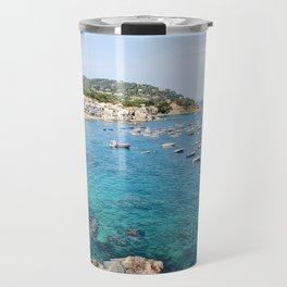 Costa Brava Spain Travel Mug