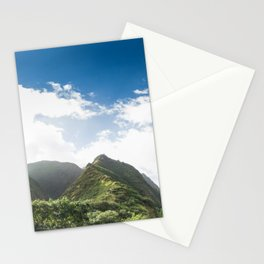Iao Valley // Pano Stationery Cards