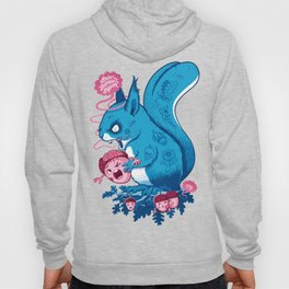 Zombie Squirrel Hoody