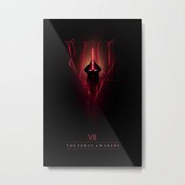 Episode VII Metal Print