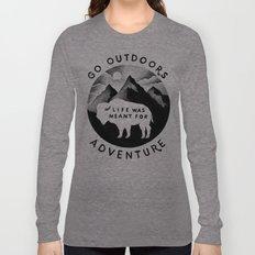 OUTDOORS Long Sleeve T-shirt