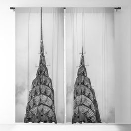 NYC Peaks Blackout Curtain