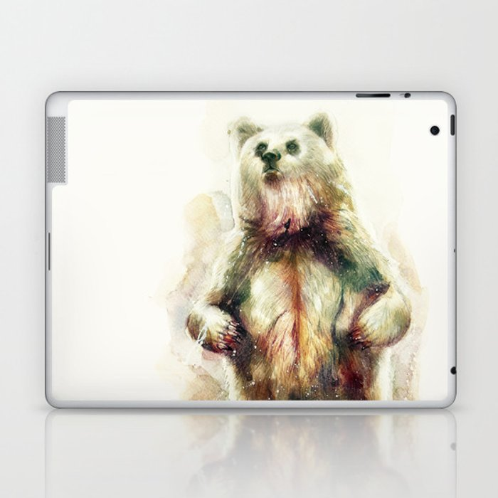 Bear I Laptop & iPad Skin