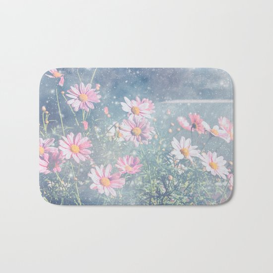 Magical Daisies Bath Mat