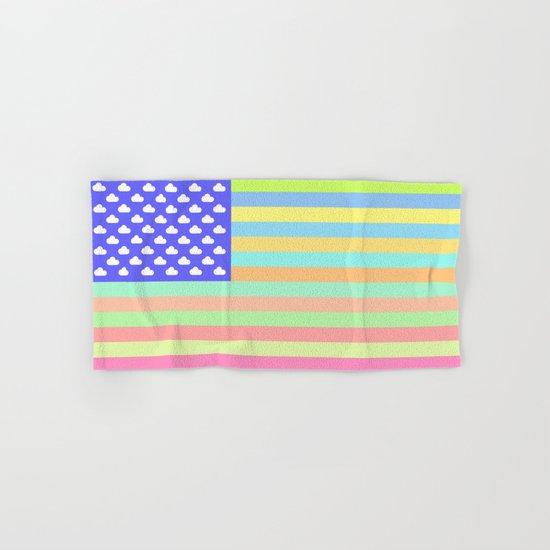 USA Hand & Bath Towel