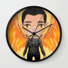 Akiva Wall Clock