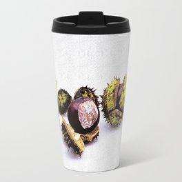 chestnut (Castanea) Travel Mug