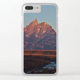 I Arise Clear iPhone Case
