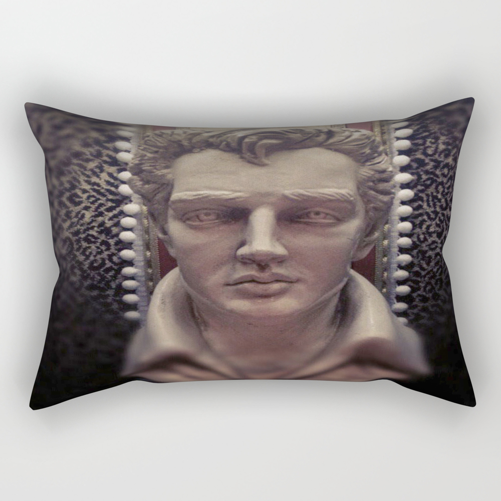 It's Good To Be The King Rectangular Pillow RPW846720