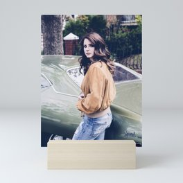 LanaDelRey 01 Mini Art Print