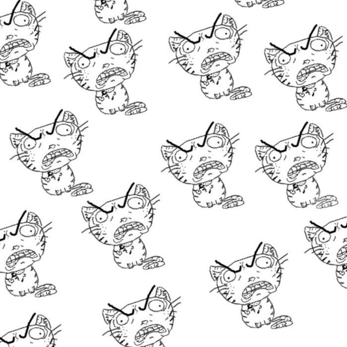 Rage Cat Comforters