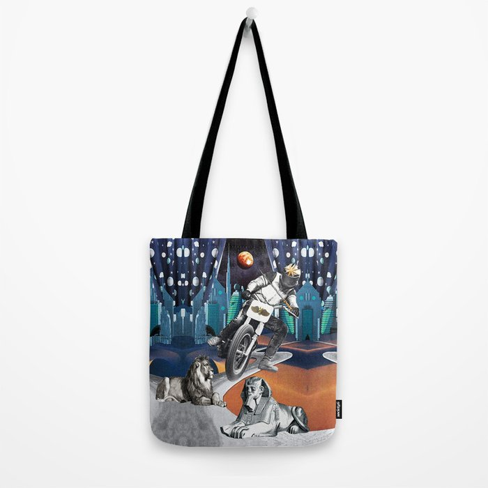 Divination Tarot: Chariot Tote Bag