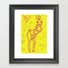 Encarnacion Framed Art Print