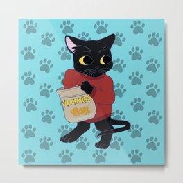 thesweatercats C10 Metal Print