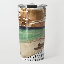 Beach Head Travel Mug