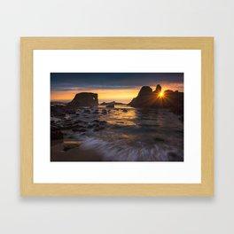 Elephant rock Ireland (RR 285) Framed Art Print