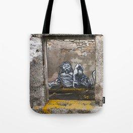 Moine House Tote Bag