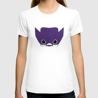 clint barton T-shirts featuring Marshmallow Clint Barton by Oblivion Creative