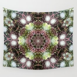 Floral Composition II Wall Tapestry