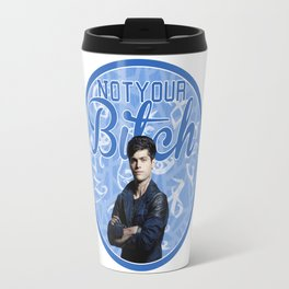 Alec Lightwood -Not your Bitch Travel Mug