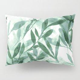 Changes Hunter Green Pillow Sham