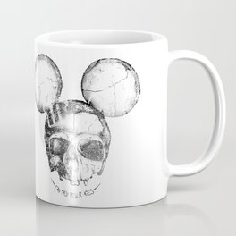 Mickey Skull Coffee Mug
